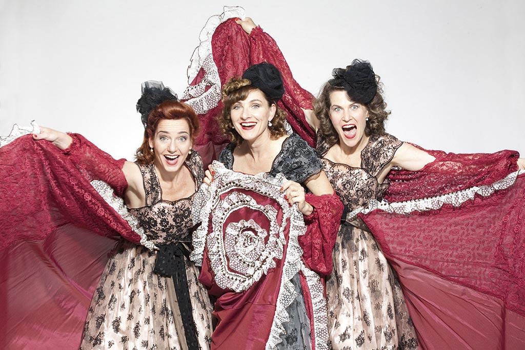 Vienna-Swing-Sisters