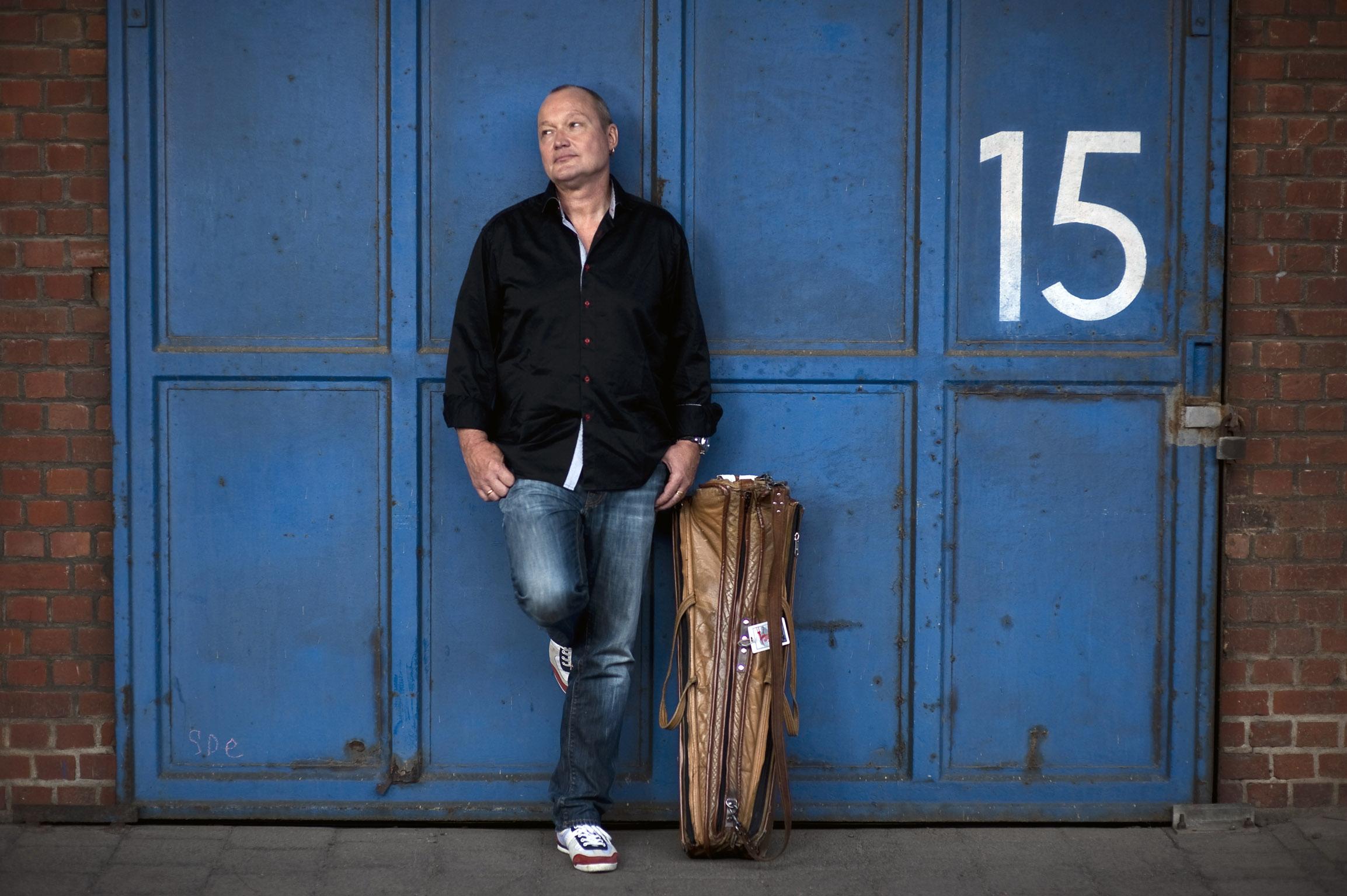 Nils Landgren by Sebastian Schmidt